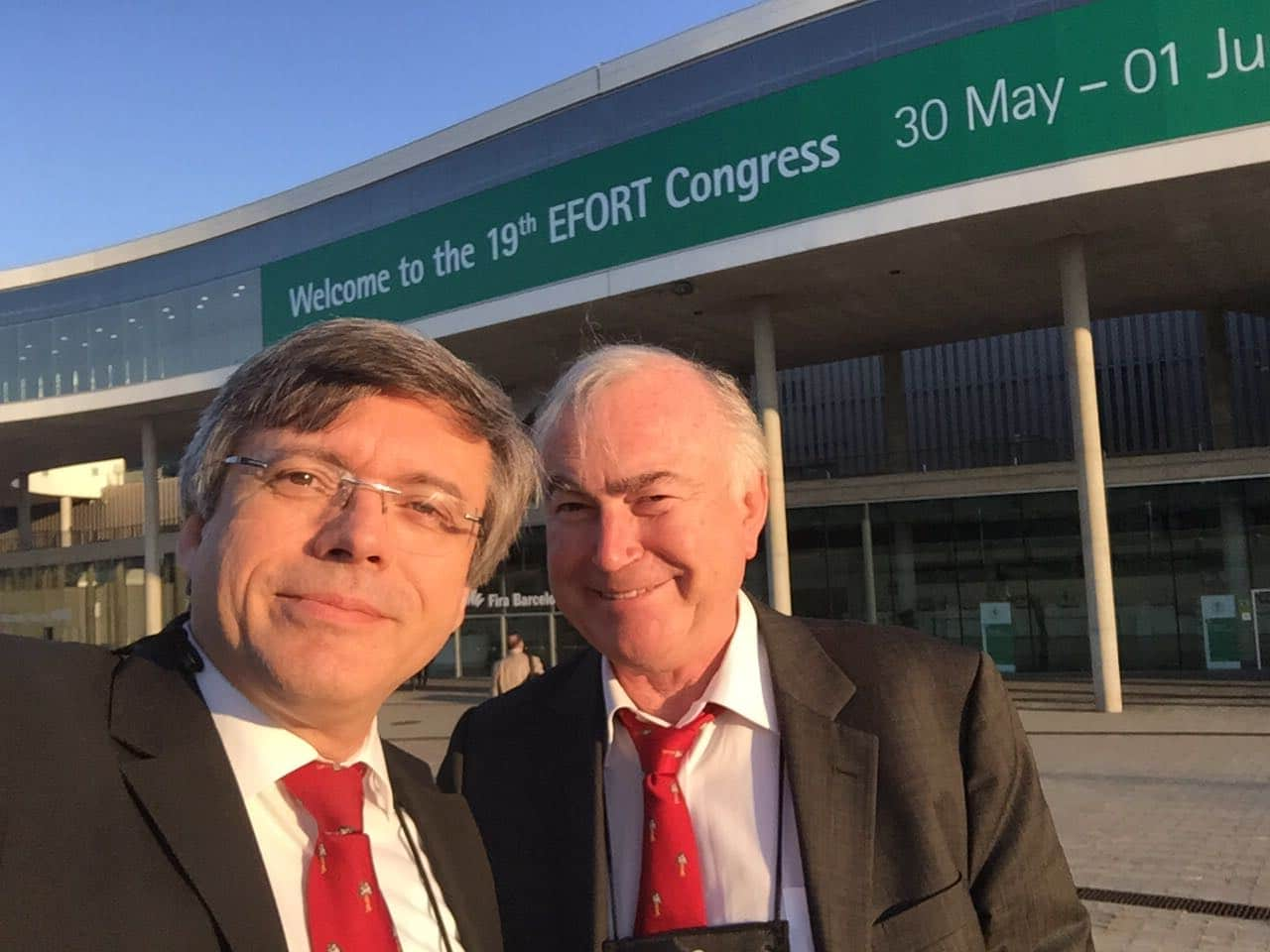 Professor Neyret at the 19th EFORT Congress in Barcelona - Latilini cc33dabae6d