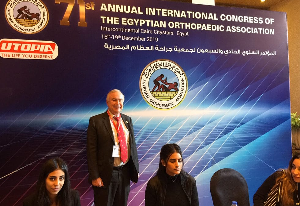 71th Egyptian Orthopaedic association National Congress in Cairo