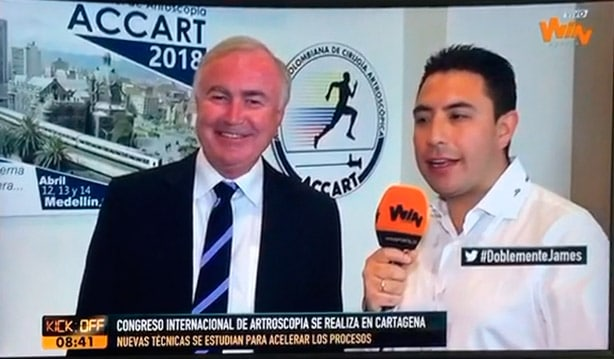 Interview Colombia 2017